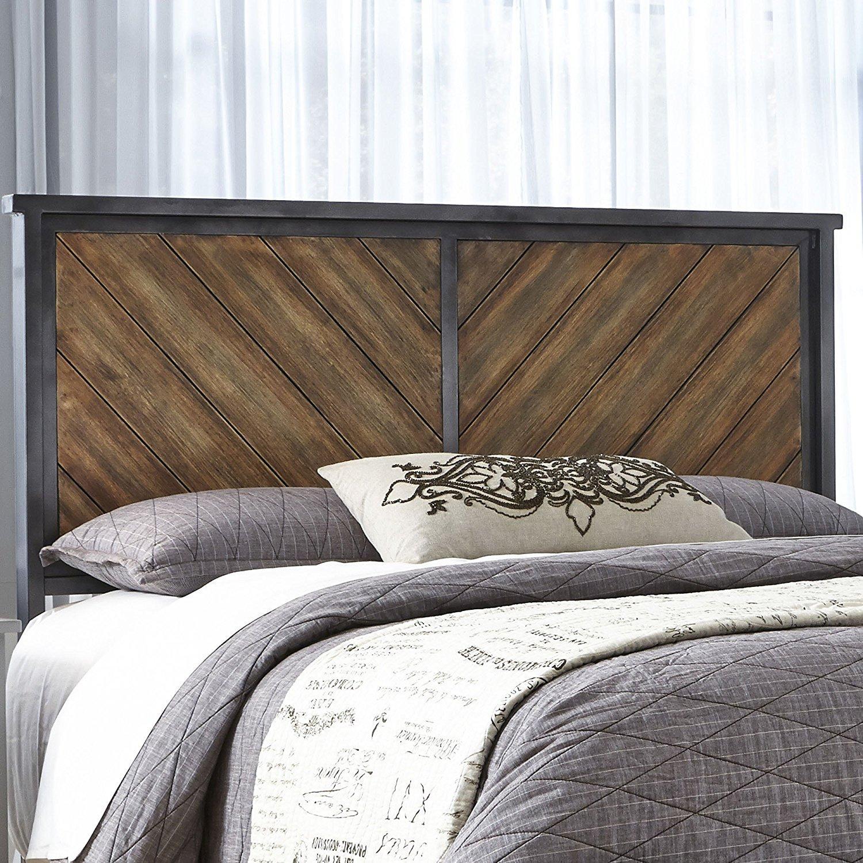 Amazon Com Fashion Bed Group Braden Metal Headboard