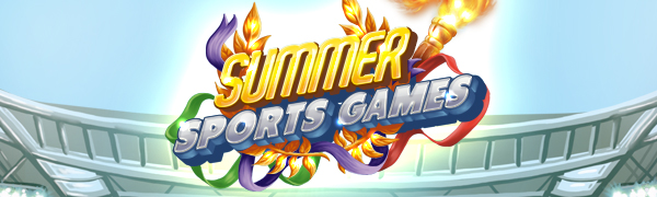 Olympics, Olympic Games, Summer Games, Summer Sports, Switch Sports, PS4 Sports, Switch Family
