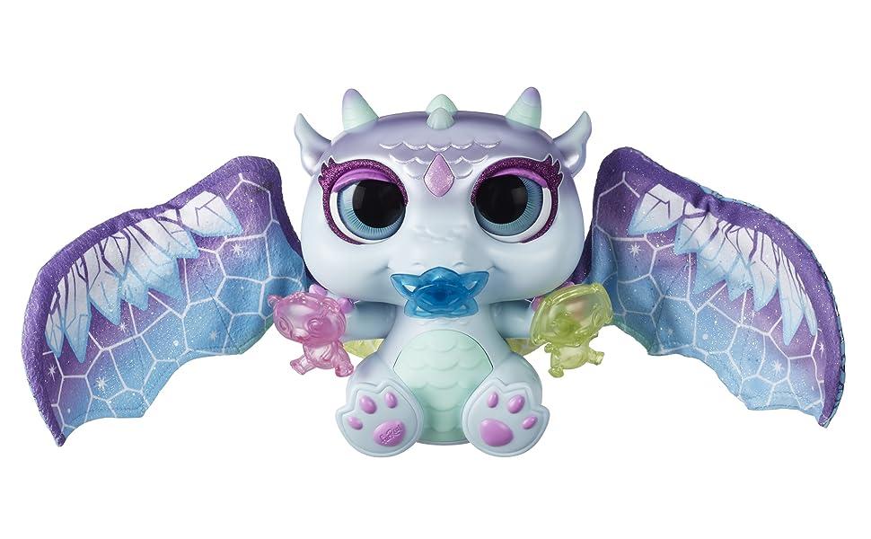 furreal; moodwings; snow dragon; mood wings; fureal; furreal dragon; furreal friend; furreal pet