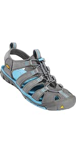 women's clearwater cnx closed toe outdoor sandal