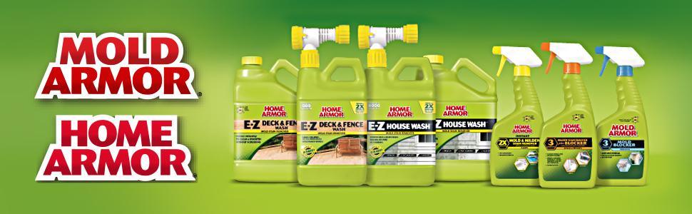 Amazon Mold Armor FG E Z House Wash Hose End Sprayer 64