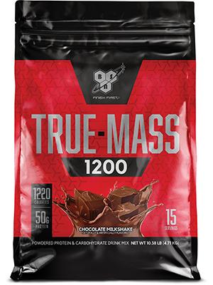 TRUE-MASS 1200 - MUSCLE MASS GAINER PROTEIN POWER