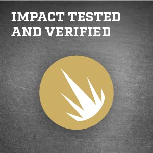 Leupold impact tested and verified