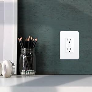 Kasa Smart WiFi Power Outlet, 2-Sockets