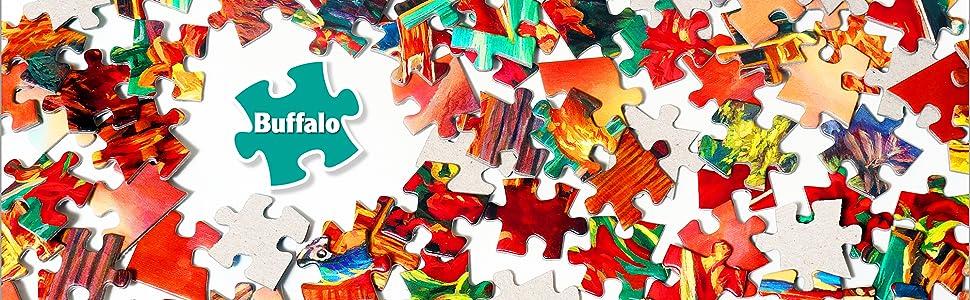 Buffalo Games Jigsaw Puzzles