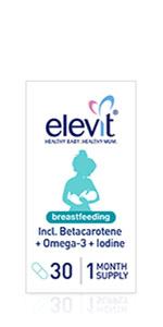 Elevit Breastfeeding Multivitamin