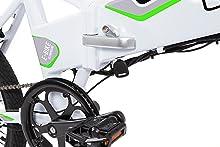 Llave para accionamiento eléctrico de la bicicleta