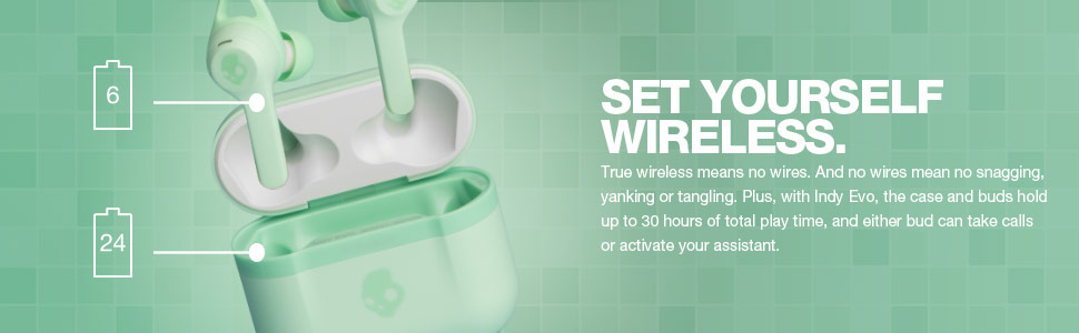 Indy Evo - Set Yourself Wireless