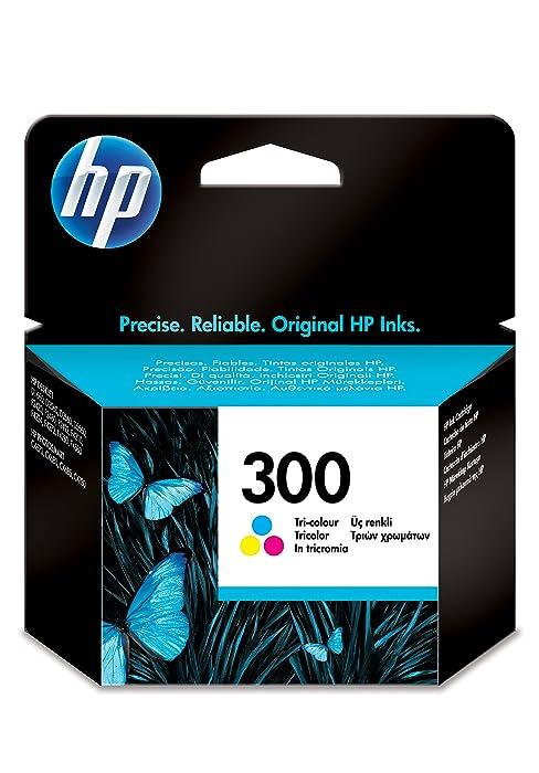 HP 300 Multipack Original Druckerpatronen (1x Schwarz, 1x