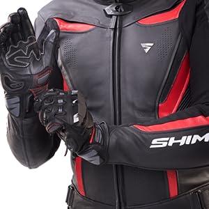 Shima Xrs 2 Plus 2019 Kurze Sportliche Leder Motorhandschuhe Auto