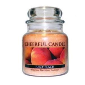 16oz Juicy Peach Jar Candle