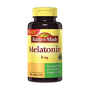Nature Made Melatonin Mg