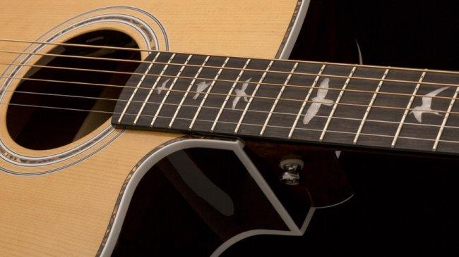 Helpful 2019 Prs Se A55e Angelus Black Gold Burst Acoustic Electric Online Discount Guitars & Basses Acoustic Electric Guitars