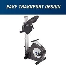 easy to transport design