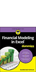 financial modeling, financial modeling in excel, excel, dummies