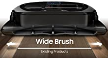 Samsung POWERbot R7070 Robot Vacuum wide brush