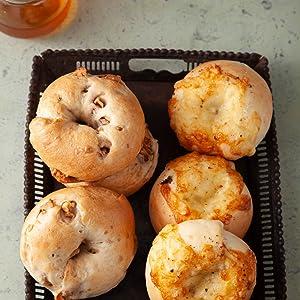 作りおきパン 切りっぱなしパン ドデカパン スティックパン ちぎりパン お店パン 天然酵母 ケチケチ酵母 メロンパン 高級食パン ベーグル ドーナッツ おとうふパン 雑穀パン ちぎりパン カレーパン
