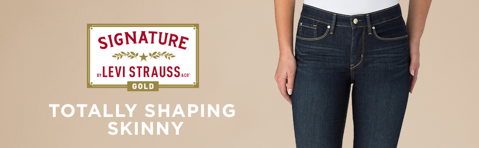W Totally Shaping Skinny Jean