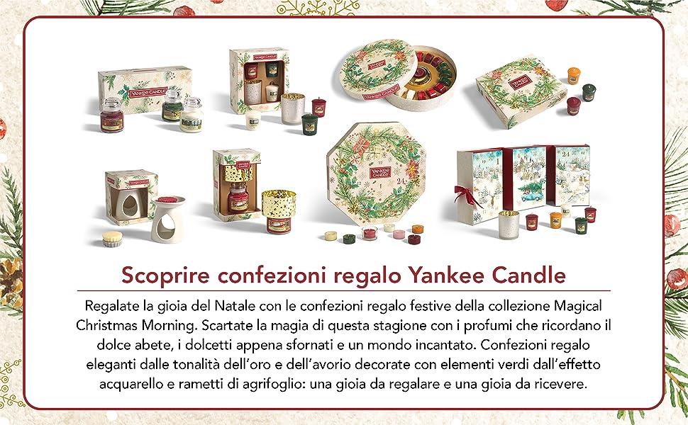 confezioni regalo candele