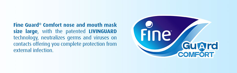 Fine guard comfort mask