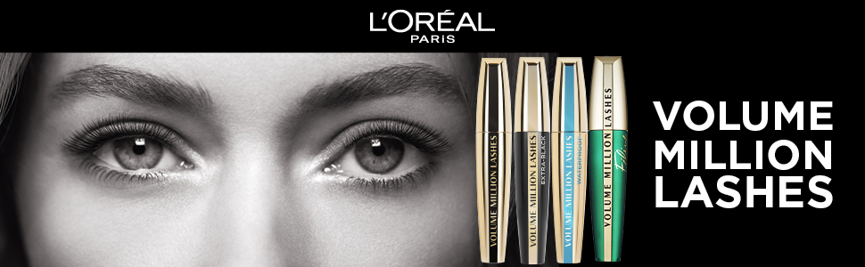 L'Oreal Paris Volume Million Lashes