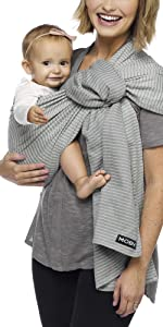 Amazon Com Petunia Pickle Bottom For Moby Baby Wearing Wrap For