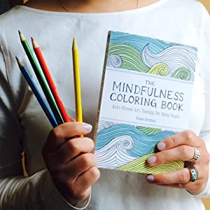 coloring for adults;mindfulness coloring;mandala;zen
