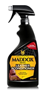 Maddox Detail 30203 Leather Aconditioner-Acondicionador de Cuero y Piel, Hidratante (500ml)