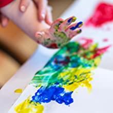 paint, washable paint, kids paint, washable kids paint