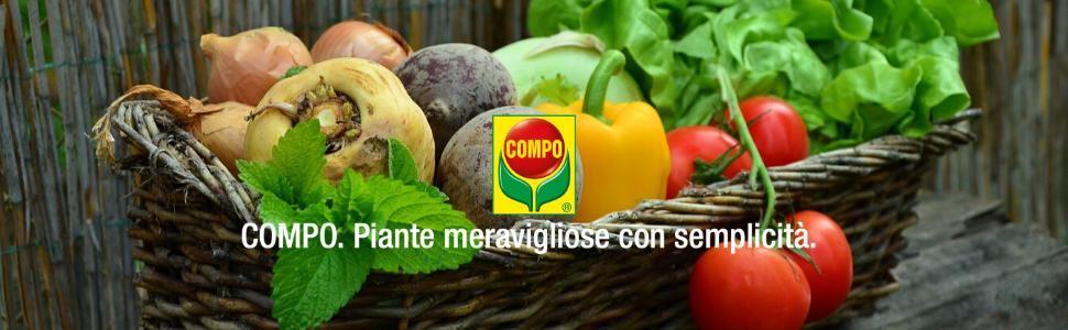 Compo universele meststof Guano groentetuin groenten organische planten