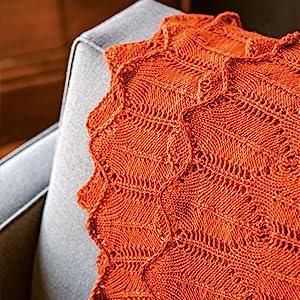 Throw blanket pattern