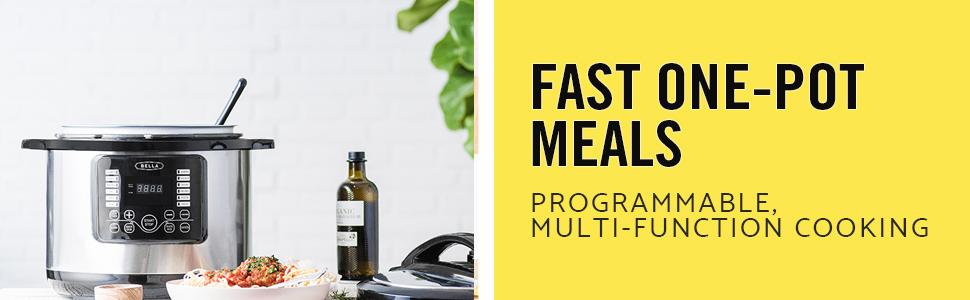 Bella - Fast One-Pot Meals