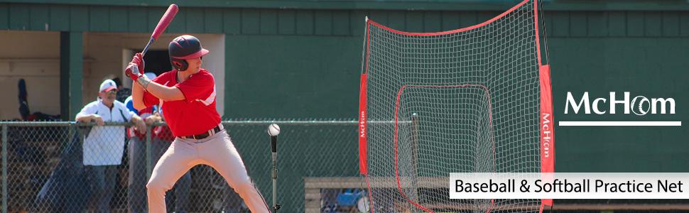 baseball hitting net