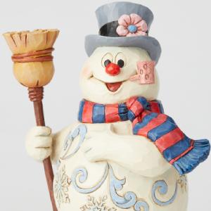 Frosty the Snowman by Jim Shore Unique Designs