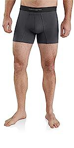 Men's Basic Cotton-Poly Boxer Brief