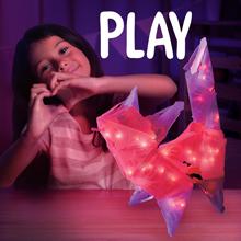 creatto, crafts, arts, diy, leds, light-up, nightlight, play, activity, create, toy