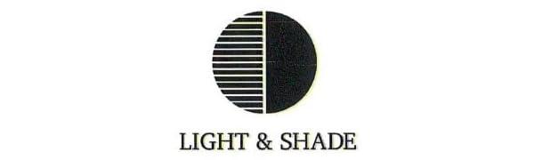 LIGHT AND SHADE LOGO