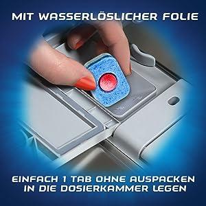 Spülmaschinen Taps
