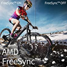 AMD FreeSync™ for Intense Gaming