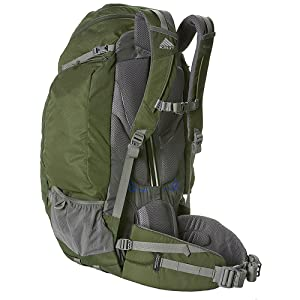 Redwing 50 trail backpack every day carry hiking hike outdoors travel every day carry 50l redwing