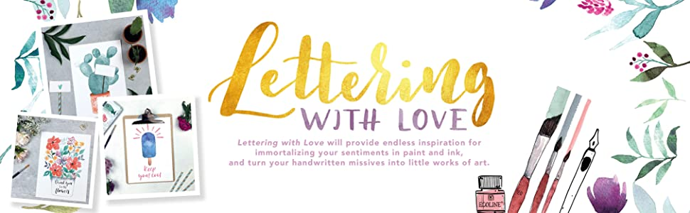 Lettering, Hand Lettering, Calligraphy, Watercolour Flowers, Wedding, Invitations, Cards, Decoration