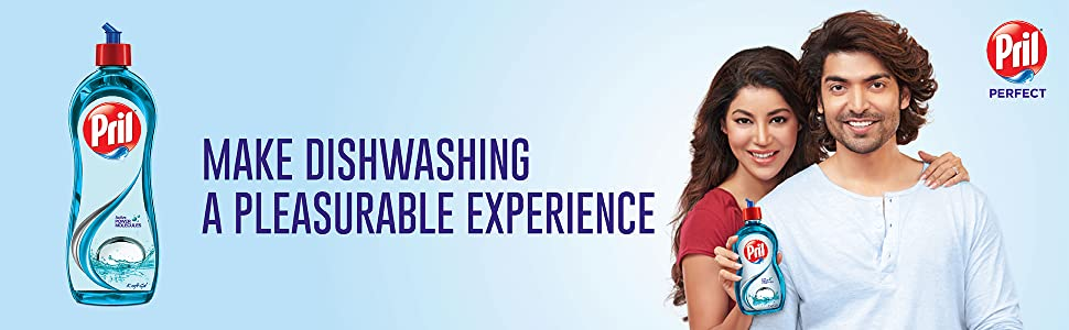 Dish washing is pleasurable experience now