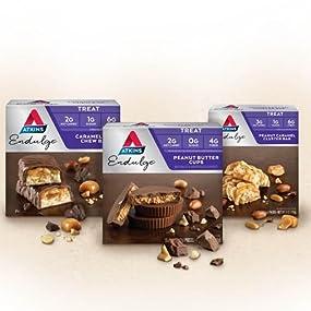 atkins diet, atkins treats, snacks, diet bars, low carb, low sugar