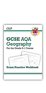 GCSE AQA Geography Workbook