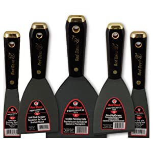 Red Devil 4200 Series Putty Knives