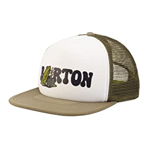 half off d48a8 3f6d4 In the water or on the mountain, the men s Burton I-80 Snapback Trucker Hat  is designed to keep you cool and comfortable.