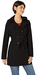 trench coat soft shell water resistant