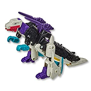 Transformers Generations War for Cybertron Earthrise Voyager Decepticon Snapdragon Triple Changer