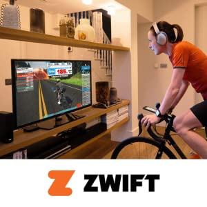 Zwift indoor training connected software H2 M2 bicycle trainer indoor training