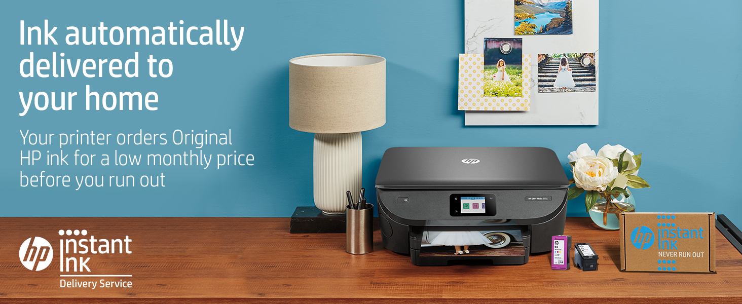 HP ENVY Photo 7155 recycle recycled printers electronics sustainability
